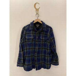 Pendleton Button Down Woolen Jacket Shirt Sz XL